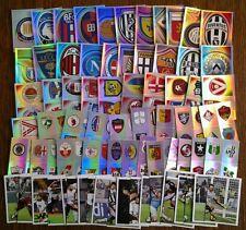 Calciatori Panini 2011/2012 giro completo di 52 scudetti + figurine x1/x20 !!!