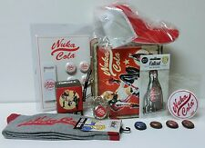Fallout - Nuka Cola Lunchbox Bundle With Limited Edition Pins!