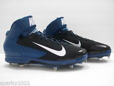 Nike 599235-014 Air Huarache Pro 3/4 Mid Metal Baseball Cleats Men's Size 13.5