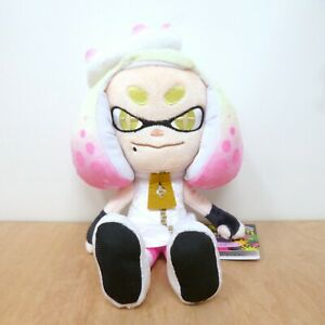 """Official Splatoon 2 Sanei All Star 2017 - Pearl Plush Soft Toy Japan Import 9"""""""