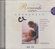 Lupita Palomera Agustin Lara Coleccion Del Recuerdp Anoranzas vol 10 CD New