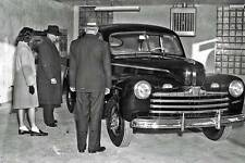 Photo. Oct 1945 October 1st Postwar Ford Automobile in Worthington, Ohio
