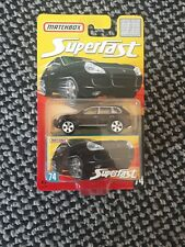 Matchbox USA Super Fast 2006 #74 Porsche Cayenne. Limited Edition.