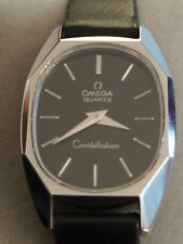 OMEGA CONSTELLATION CALIBRO 1387 QUARTZ NOS LADY OROLOGIO DI LUSSO VINTAGE