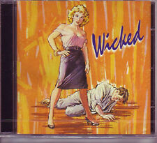 V.A. - WICKED - Buffalo Bop 55193 50s Rock CD