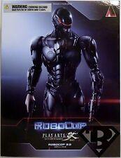 "ROBOCOP 3.0 Play Arts Kai 9"" inch Movie Action Figure Square Enix 2014"