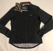 GORE BIKE WEAR Element Gore-Tex Paclite Waterproof Jacket Black NEW Women's XL