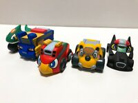 DHL First Ship Power Rangers RPM GO-ONGER Nakayoshi engine series Complete set