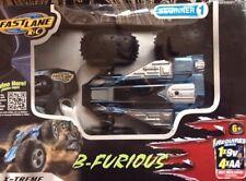 Fast Lane Remote Control B - Furious Stunt Roller Car - NEW