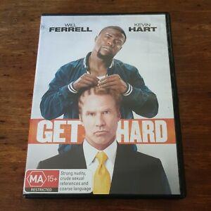 Get Hard DVD R4 VERY GOOD EXRENTAL