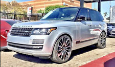 "22"" NEW RANGE ROVER AUTOBIOGRAPHY FACTORY EDITION WHEELS RIMS LAND HSE"