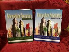 McGraw Hill Intermediate Accounting 7th edition by Spiceland Nelson Sepe Vol 1&2
