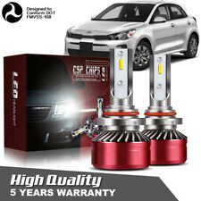 9005 HB3 LED Headlight Bulb Kit High Beam Headlamp 60W 12000LM 6000K White DWG