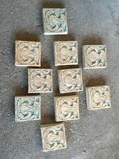Original Vintage Antique Batchelder Tiles