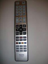 neuve véritable télécommande de téléviseur Toshiba ct-8041 ct8041 48l5453db