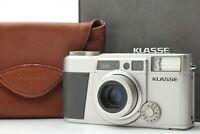【 EXC+5 in BOX 】 Fujifilm Klasse 35mm Point & Shoot Film Camera From Japan #290