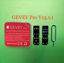 Gevey Pro V13 Iccid+Mnc Unlock At&T Sim Card for iPhone11 Pro X Xr 8 7 Ios 13.3