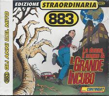 CD ♫ Compact disc **883 • MAX PEZZALI • IL GRANDE INCUBO** Slipcase nuovo