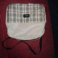 Emmaljunga Lounge Organizer / Changing Bag Check EUC