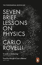 Seven Brief Lessons on Physics by Carlo Rovelli (Paperback, 2016)