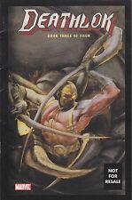 Deathlok #3A - 2nd Printing 2004 Marvel Legends Galactus Series freebie
