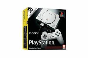 Sony PlayStation 1 Classic Console - Grey
