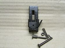 lee enfield no4 rear sight with parts.