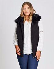 Autograph Solid Plus Size Coats, Jackets & Vests for Women