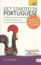 Get Started in Portuguese Absolute Beginner Course: The essential introduction t