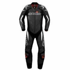 SPIDI Supersport Wind Pro White Black 1PC Racing Suit