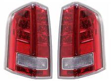 Left & Right Genuine Tail Lights Brake Lamps Pair Set For Chrysler 300 Sport Pkg