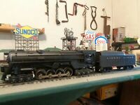 "Lionel Postwar 671 PRR Turbine Smoke Bulb""1946""& NW Tender serviced & ready ! !"
