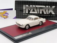 "Matrix 40108-012 # Aston Martin DB 2/4 Bertone Coupe Bj.1953 in "" weiß "" 1:43"