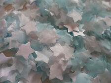 2000 Blue & White/Tissue/Wedding/Christening/Party/Confetti/Stars/Decoration