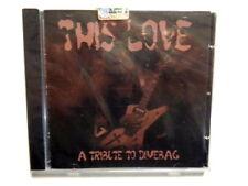 THIS LOVE  -  A TRIBUTE TO DIMEBAG  -  CD NUOVO E SIGILLATO