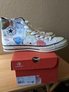 Converse Chuck Taylor 70 x Tyler The Creator x Wyatt Navarro Shoes Size 12 NEW