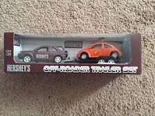 Hershey's Off-Road Trailer Set with suv, Volkswagen and trailer