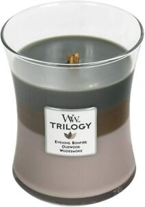 WoodWick - Trilogy Medium Candle - Cozy Cabin