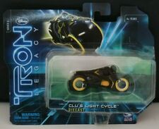 Disney Tron Legacy Clu's Light Cycle Die-Cast Series 2 Spin Master
