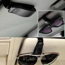 Universal Car Truck Sun Visor Glasses Sunglasses Card Ticket Clip Holder Stand