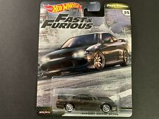 Hot Wheels Nissan Silvia S15 Fast and Furious GBW75-956F 1/64