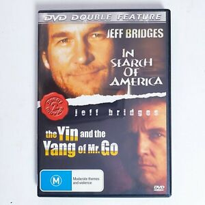 In search of America - the yin yang of mr go Double Movie Pack DVD Region 4 AUS