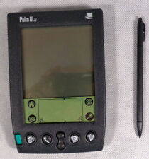 Palm IIIx PDA Organizer With Stylus For Parts Repair OnlyNo Cradle