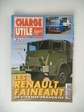 CHARGE UTILE 170 RENAULT FAINEANT-TRACTEUR HOLDER-TRANSPORT BOREL-FAR A 3 ROUES