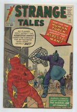 Strange Tales #111 (1963) 2nd Appearance Dr. Strange 1st App Baron Mood VG+