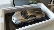 1:18 - SPARK-MODEL - PORSCHE - 918 SPYDER STREET VERSION 2014 - WITH SHOWCASE