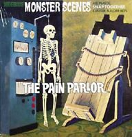 MOEBIUS The Pain Parlor Monster Scenes Plastic model
