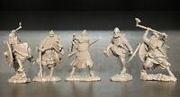 PUBLIUS 5 Vikings Toy soldiers Publius and Runecraft New release  1:32 full set