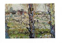 """AK, Künstlerkarte von Vincent van Gogh, """"Blick auf Arles"""", München Bayr. Staatsg"""