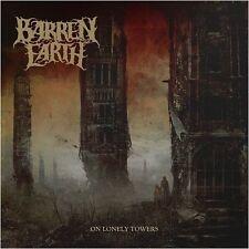 BARREN EARTH - On Lonely Towers  [Ltd.Digi] DIGI CD
